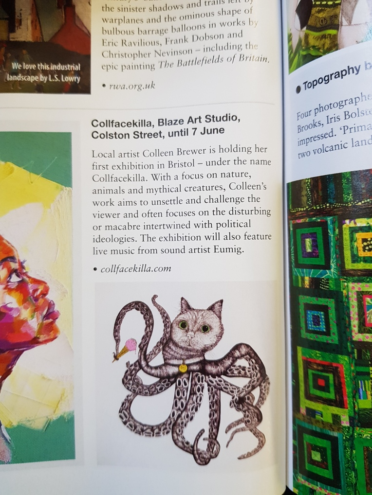 Octopussy The Bristol Magazine